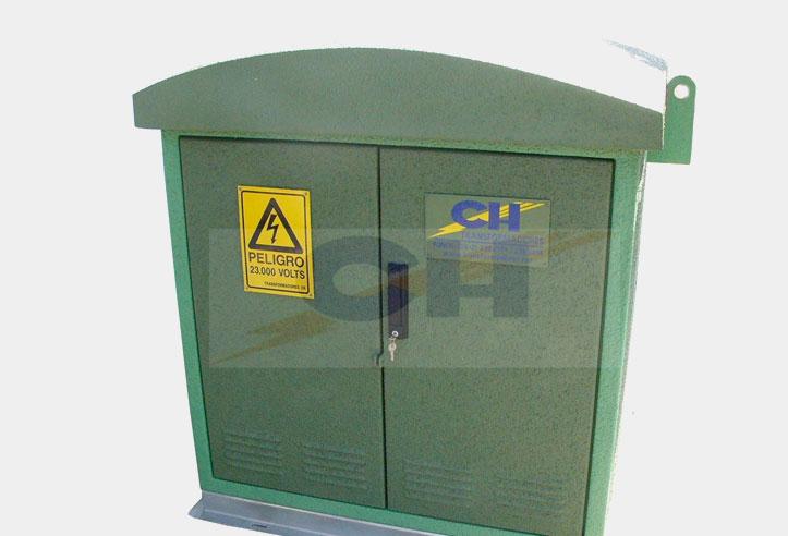 Transformadores CH - ecológicos