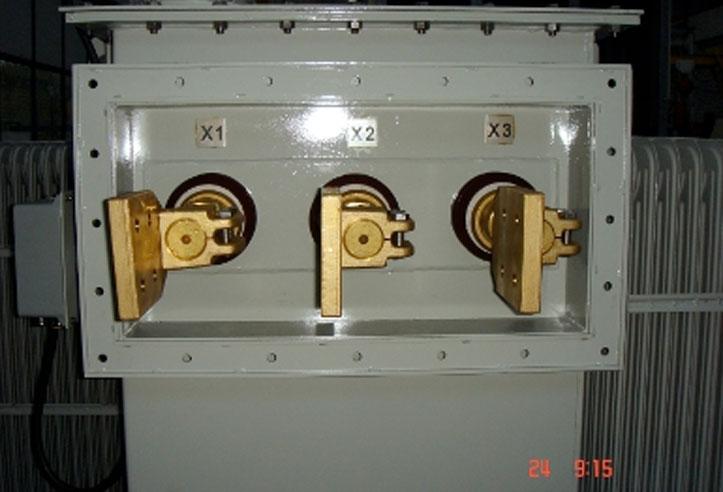 Transformadores elevadores