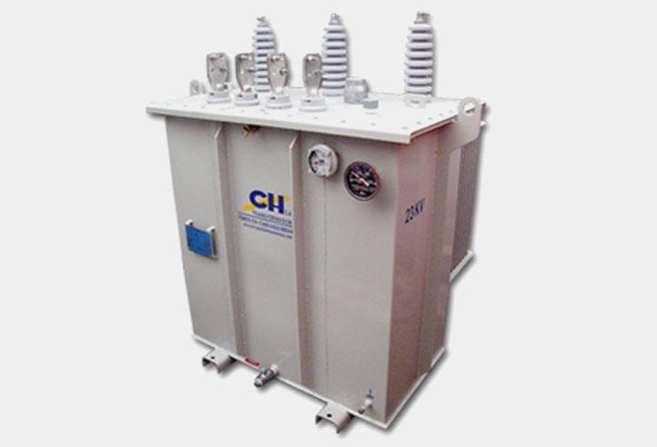 Transformadores para uso en mineria