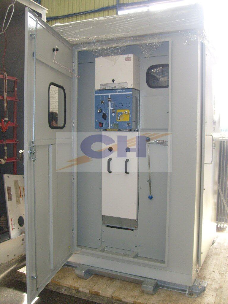 Transformadores CH Subestacion Unitaria 1500 KVA 25KV Rayrock