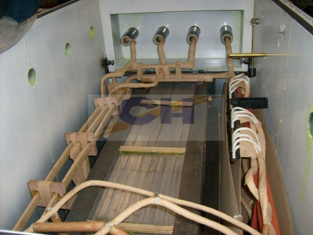 Transformadores CH Subestacion Unitaria 1500 KVA 34KV Cenizas