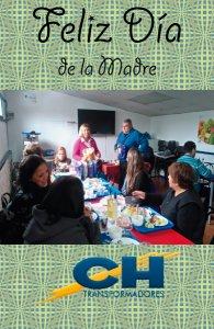 Transformadores CH - Día de la madre 2017